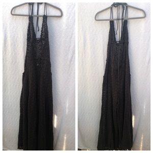 FP Beach Maxi Dress Swim Cover-Up